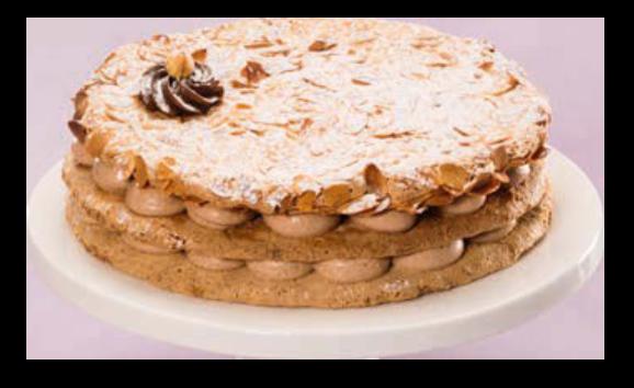 Macaron Noisette