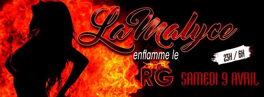 Soirée La Malyce au Rive Gauche