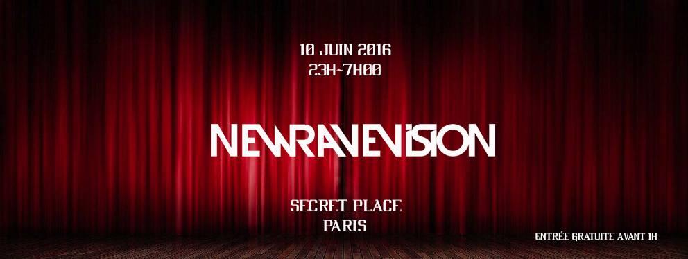 New Rave Vision #10 au Rive Gauche