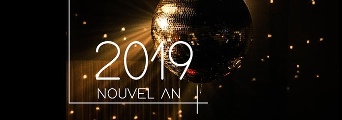 Nouvel An au Rive Gauche Club